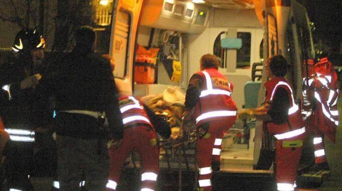 Incidente sulla litoranea a Battipaglia, due feriti