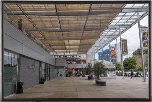 Viapol Center - alrededores
