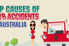 Motor Accident Infographic