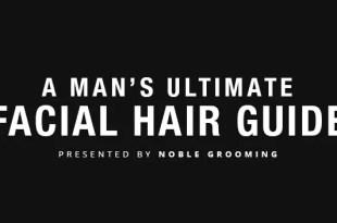 Facial Hair Styles For Men