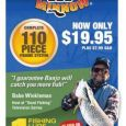Banjo Minnow 006 Fishing System
