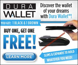 dura wallet thin and strong wallet