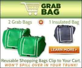 Grab Bag | Eco Friendly Reusable Shopping Bag…