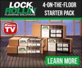 Lock & Rollin Flooring |DIY Attic Flooring So…