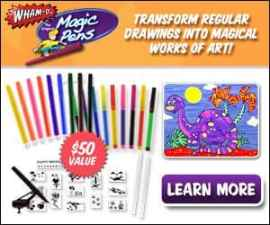 Magic Pens | Amazing Color Changing Magical P…