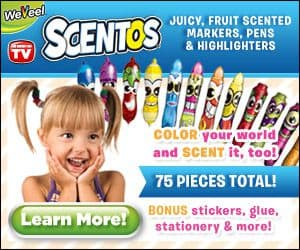 scentos scented markers