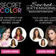 Secret Color Hair Extensions and Other Hair Products