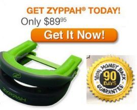Zyppah RX Stop Snoring Mouth Piece