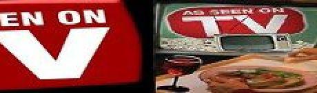 Watching As Seen On TV Infomercials