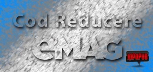 Coduri eMag Reducere pana la 20%