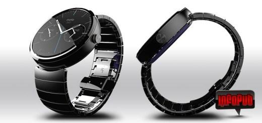 Moto 360 ceas digital