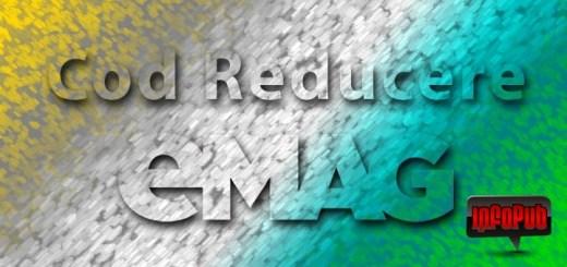 Cod eMag de Reducere la toate electrocasnicele mari