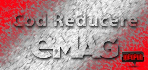 Cod reducere eMag la resigilate