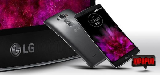 Telefon mobil inteligent LG G Flex2