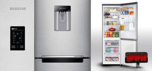 Samsung RB31FDRNDSA Combina frigorifica No Frost