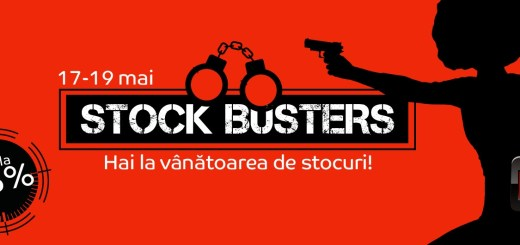 Reduceri Stock Busters la eMAG