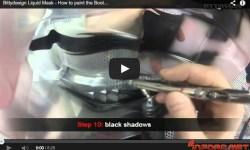 Video: Cómo pintar una carrocería estilo Elliot Boots, por Bittydesign
