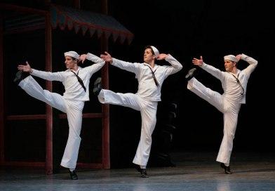 Un video al giorno – Jerome Robbins al New York City Ballet