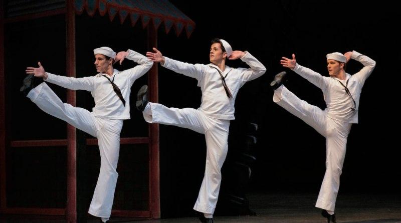 Jerome Robbins New York City Ballet