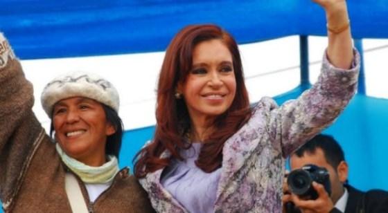 Cristina Kirchner-Milagro Sala
