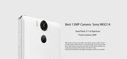 Ulefone power 4g fotocamera