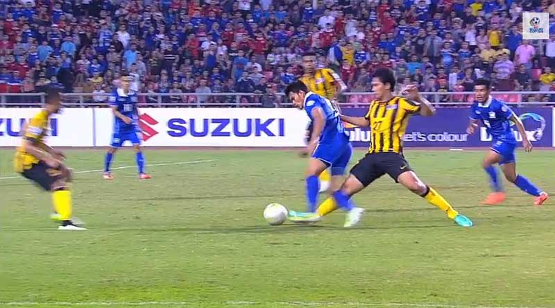 AFF Suzuki Cup : Thaïlande 2 Malaisie 0