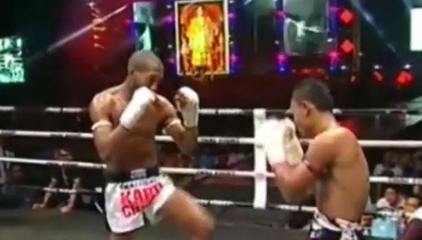 Muay-thaï : Charles François s'incline face à Saenchai au Thai Fight