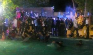 Malam Keakraban SMA 3 Padang