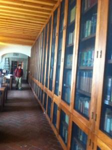 Acervo Biblioteca Juan de Córdova. Foto de la autora