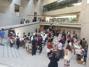 PaperWorks 2015, Museo Tamayo.