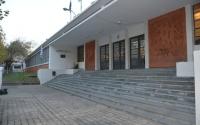 Fachada principal del Liceo Manuel Rosé