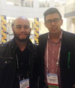 Paul Tarín y Mauricio Fino