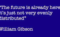 Quote William Gibson