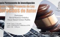 Derecho de autor y ley lleras