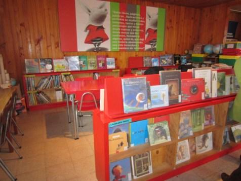 Biblioteca de Padre Berguer