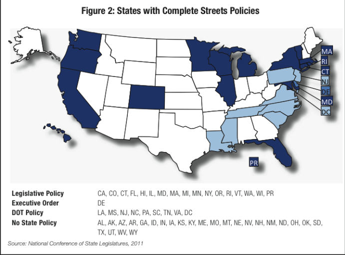 Aging in Place: A State Survey of Livability Policies and Practices