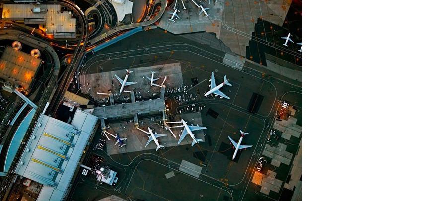 Jeffrey Milstein: John F. Kennedy International Airport