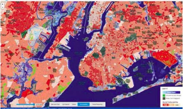 New York City: SEA LEVEL RISE AND COASTAL FLOODING IMPACTS