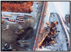 Figure 4 - Casselton, North Dakota Oil Train Derailment