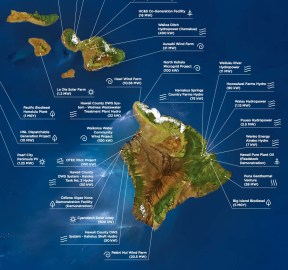 Hawaii - Clean Energy Projects
