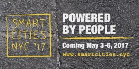 Smart Cities NYC '17: Powered by People