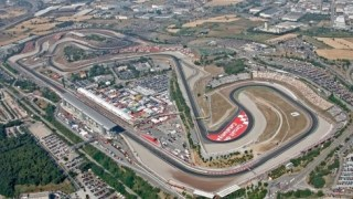montmelo track