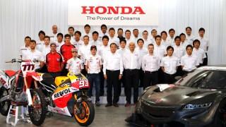 honda motorsport team 2014