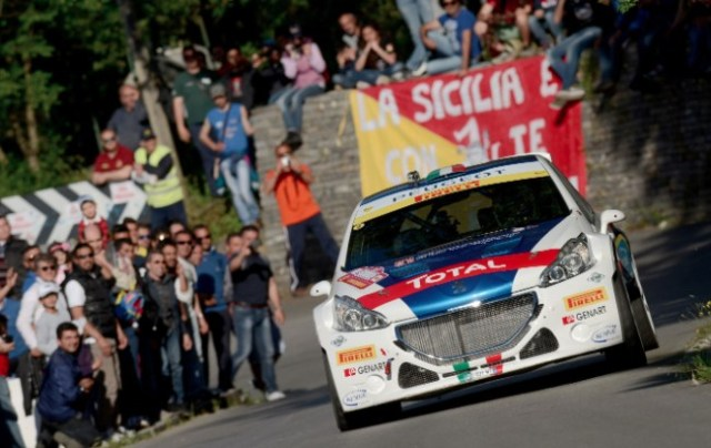 rally targa florio 2014