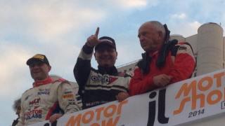RIolo MotorShow Bologna podio