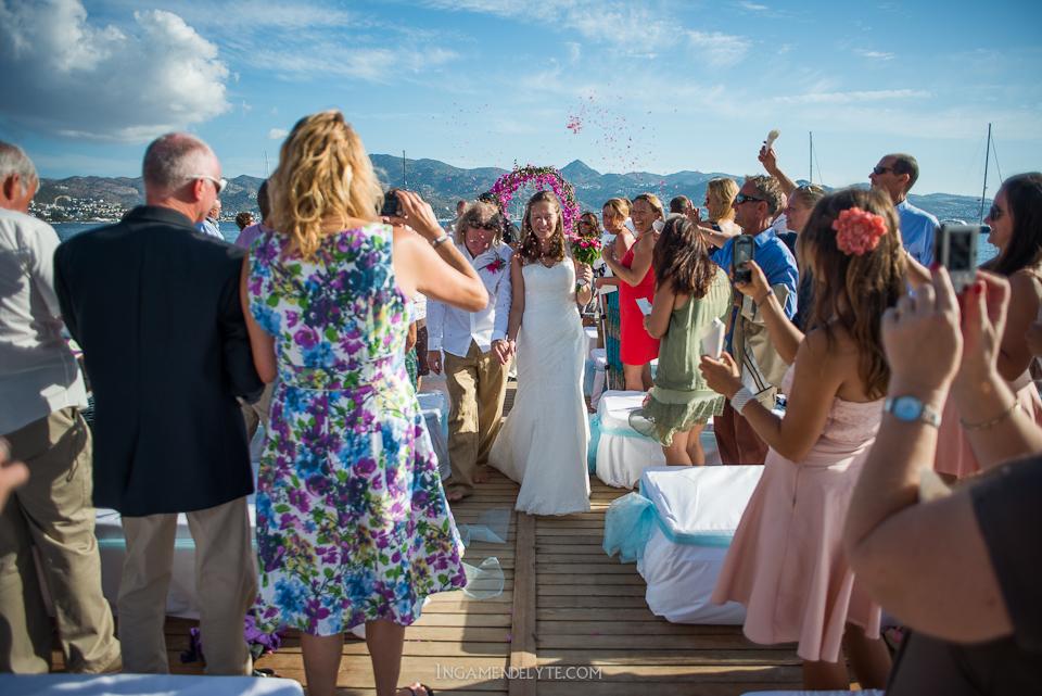 Inga elias wedding