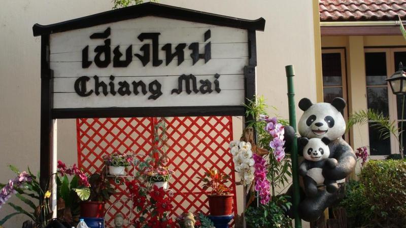 Bangkok, thailand, tog, chiang mai
