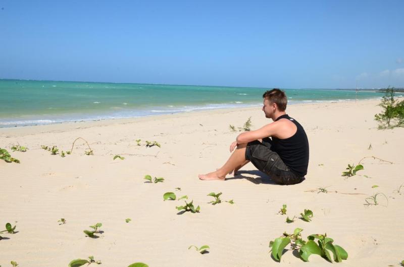 nZuwa Lodge, pemba, Mozambique, strand