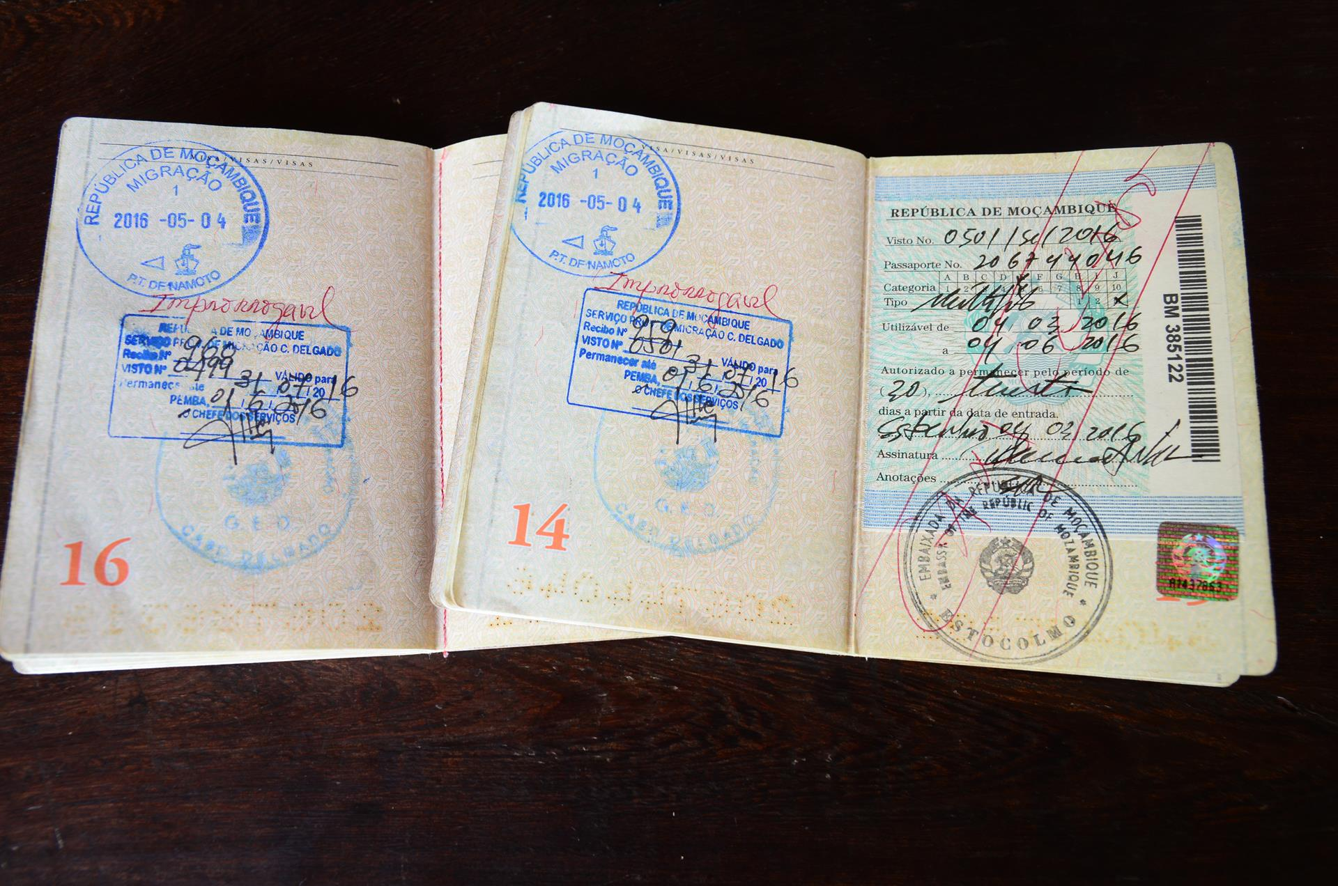 forlængelse af visum