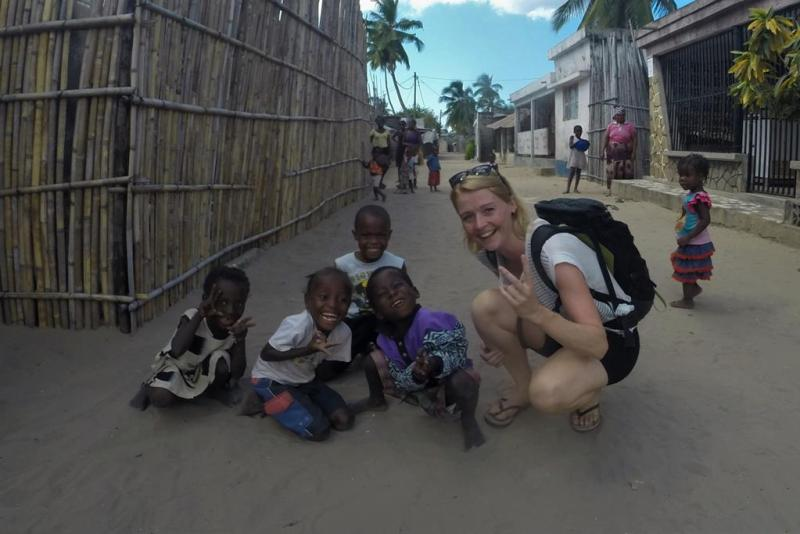 pemba village kids
